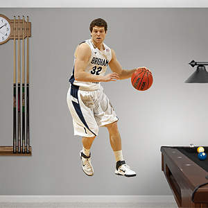 Jimmer Fredette BYU Fathead Wall Decal